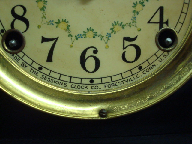 Skip's Clock Shop, located in Randolph, VT